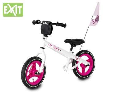 EXIT B Bike Lady