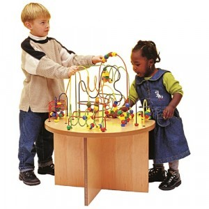 Holzperlen Tabelle Kids Corner - Joy Toy (01.09010)