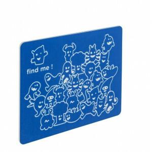 Spielwand Find Me - Blau - 735 x 585 cm - KBT