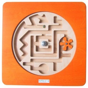 Labyrinth Drehbar