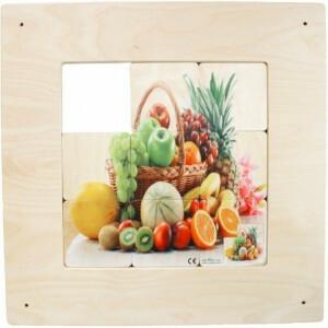 Schiebebild - Obstkorb