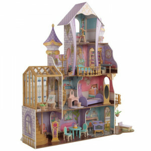Kidkraft Enchanted Greenhouse Castle With Ez Kraft Assembly 10153