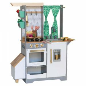 Kidkraft Terrasse Garten Spielküche 10159