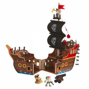 Kidkraft Adventure Bound Piratenschiff 10501