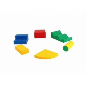 Soft Play Schaumstoffblocke Set 5, 6 Stuck