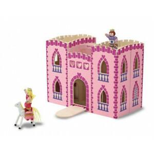 Prinzessinen Schloß mit Figuren