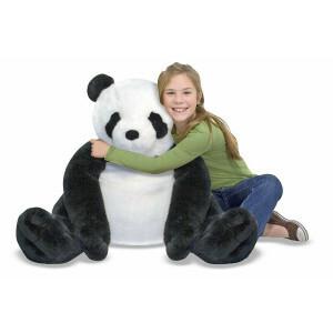 Großes Panda Plüschtier