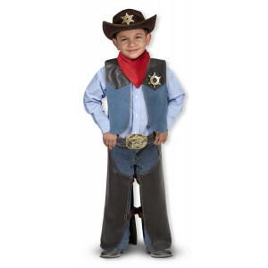 Verkleidungsset Cowboy