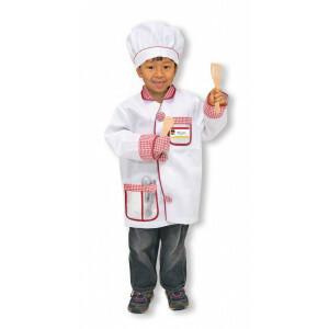 Verkleidungsset Chefkoch