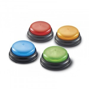 Light & Sounds Antwort Buzzers - 4er Set -  (15072)
