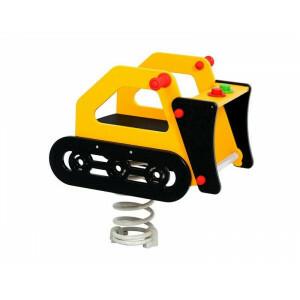 Federtier Bulldozer