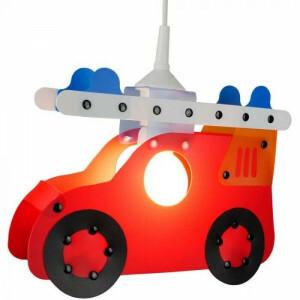 Pendelleuchte Feuerwehrauto