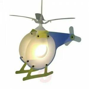 Pendelleuchte Hubschrauber