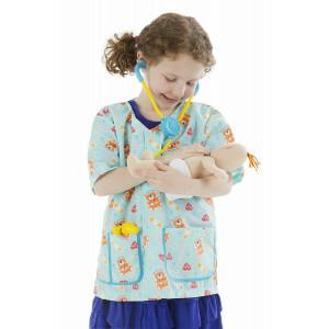 Verkleidungsset Kinderkrankenpfleger - Melissa & Doug (18519)