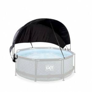 EXIT Pool Sonnensegel ø244cm