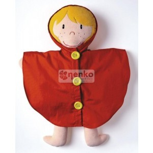 Puppe Mädchen Verkleiden - (375107)