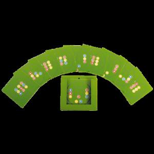 Spielelement 3 in einer Reihe (Beleduc)