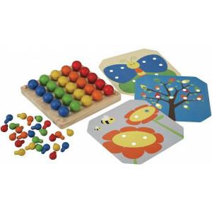 Kreatives Steckbrett 5162 - Plan Toys (4005162)