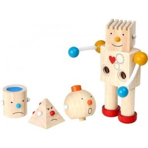 Roboter bauen - Plan Toys (4005183)