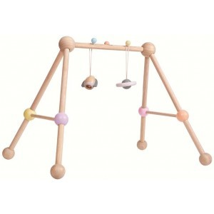 Holz Pastell Baby Gym 5260 - Plan Toys (4005260)