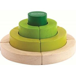 Spielzeug Gebogene Blocke