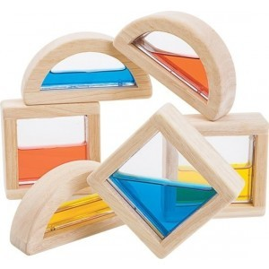 Wasserblocke 6 Stuck - Plan Toys (4005523)