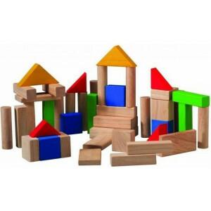 50 Blocke - Plan Toys (4005535)