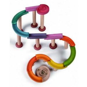 Marble Run Deluxe - Plan Toys (4005643)