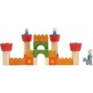 Schlossblocke - Plan Toys (4005651)