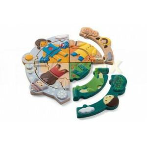 Spielzeug Wetter Dress-Up - Plan Toys (4005666)