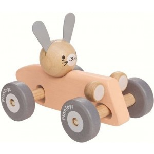 Bunny Rennwagen - Plan Toys (4005717)