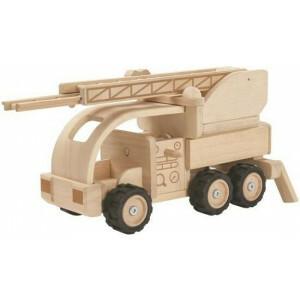 Feuerwehrauto - Plan Toys (4006122)