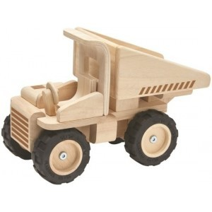 Dump Truck - Plan Toys (4006125)