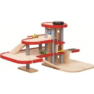 Spielzeug Parkhaus