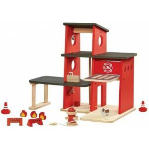Feuerwache - Plan Toys (4006272)