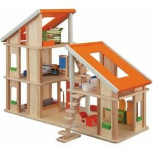 Chalet Puppenhaus Mit Möbel