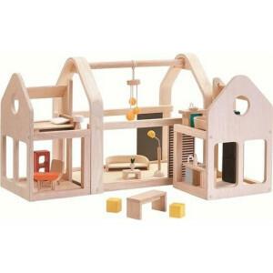 Slide und Go Puppenhaus