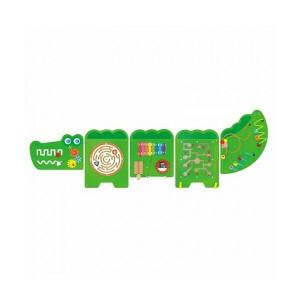 Aktivitatscenter - Wandspielbrett Crocodile Large