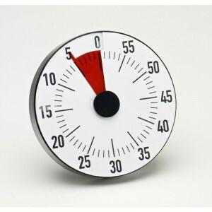 Großer roter Timer - (45101)