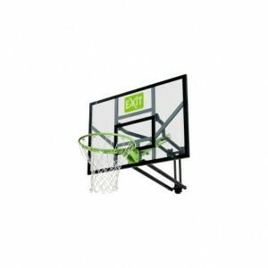 Galaxy Basketballboard für die Wandmontage - grün / schwarz - Exit (46.01.10.00)