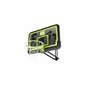 Exit Galaxy Wand-basketball-rückwand - Schwarze Ausgabe