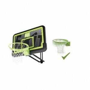 Exit Galaxy Wand-basketball-rückwand Mit Dunk-ring - Schwarze Edition
