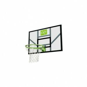 Exit Galaxy Basketball Backboard mit Ring Und Netz - Grün / Schwarz