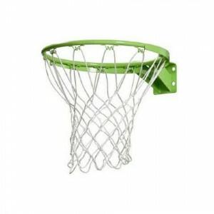 Exit Basketballring mit Netz - Grün
