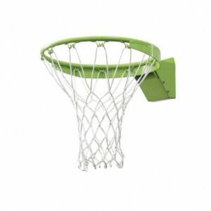 Basketball dunking mit Netz - grün - Exit (46.50.30.00)