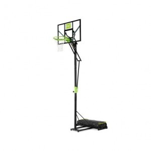 Exit Polestar Tragbares Basketball-backboard - Grün / Schwarz