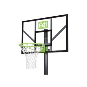 Comet Portable Basketballbrett - grün / schwarz - Exit (46.65.10.00)