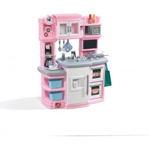 Step2 Great Gourmet Kitchen Pink