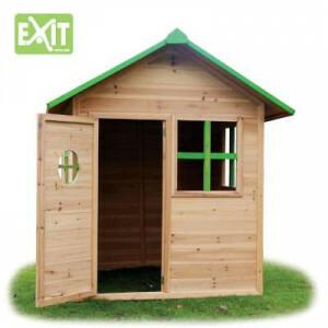 Kinderspielhaus Holz Exit Loft 100