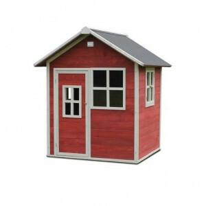Exit Loft 100 Holzspielhaus - Rot